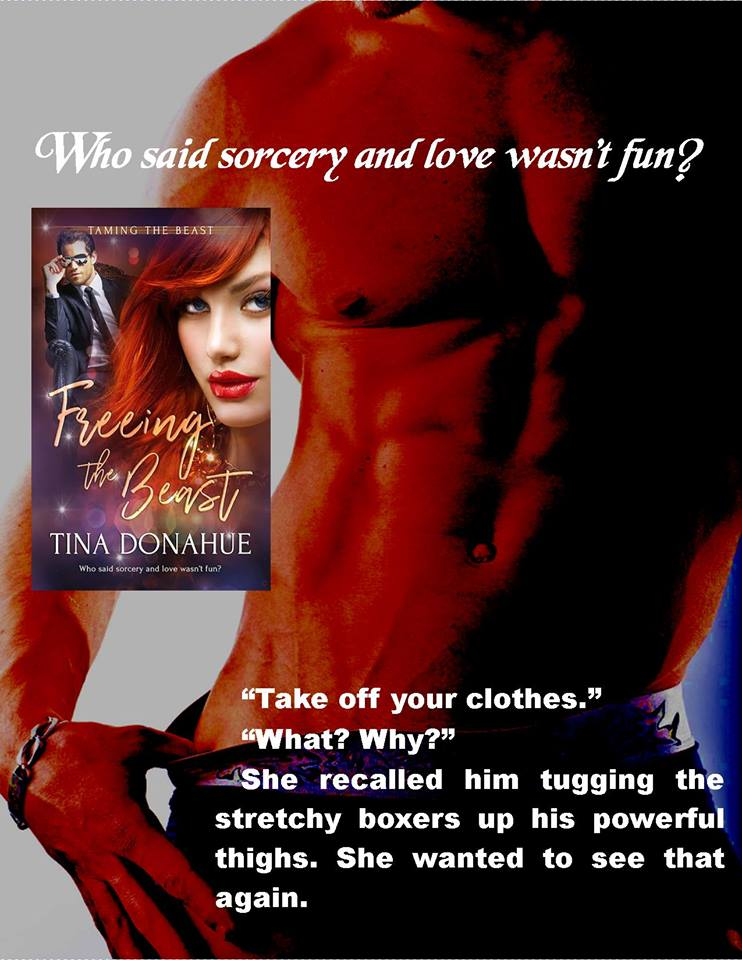Freeing The Beasttaming The Beast Book 1by Tina Donahue